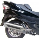 Marmitta Leovince 4 road per Suzuki an burgman 400 k7