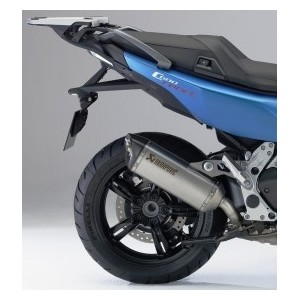 Borse laterali bmw c600 sport galleria di automobili for Mercedes benz c600 price