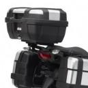 Portavaligia specifico per valigie monokey per Kawasaki versys 1000