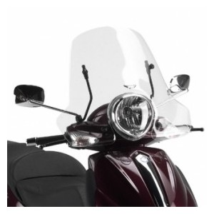 Parabrezza Givi specifico per Piaggio beverly tourer 125250300400
