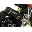 Terminale Arrow racetech alluminio dark Ducati multistrada 1200 - Foto 1
