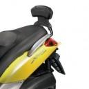 Schienalino specifico Givi tb49 per Yamaha xmax 125  250