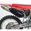 Kit completo titanio marmitta offroad mx competition Honda crf 450 r 0608 - Foto 2