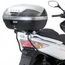 Portavaligia specifico per valigie monokey® Givi sr91per Kymco xciting r 300i500i 09