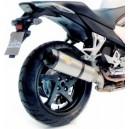 Terminale factory r omologato evo ii titanio Honda crossrunner 800 2011