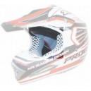Interno estraibile per casco cross fibra Progrip