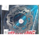 Disco freno wave anteriore sx a margherita Braking per Yamaha tmax 500 08