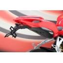 Portatarga regolabile Evotech MV Agusta f3