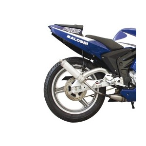 Marmitta Malossi gp mhr per moto Derbi GPR rnude lc [ebs050] 50 2t