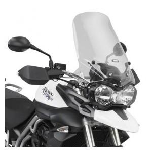 official photos 05c61 ca3ca Cupolino moto Givi con attacchi specifici per Triumph tiger ...