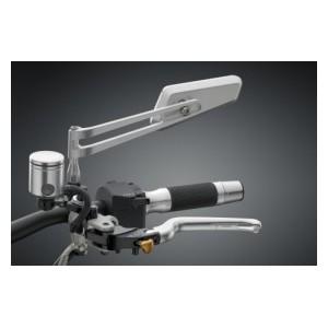Specchietto destro Rizoma circuit 959 argento