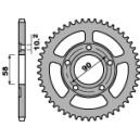 Corona in acciaio PBR per Honda crm 125