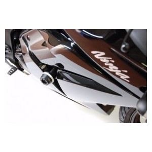Protezioni telaio LighTech per Kawasaki ninja 250r
