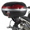 Portavaligia specifico per valigie monokey® sr225 Triumph tiger 1050