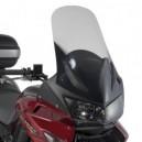 Spoiler trasparente Givi con attacchi specifici per Honda xl v 1000 varadero