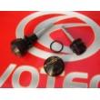 Tampone paratelaio Evotech defender per Honda cbf 600/n  hornet 600