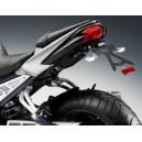 Portatarga regolabile nero Rizoma per Yamaha fz1 dal 2006