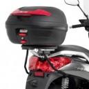 Portavaligia specifico per valigie monokey® sr231 per Sym citycom 300 08