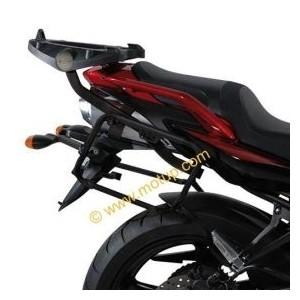 Portavaligie laterale tubolare per valigie monokey® side per Yamaha fz6 fazer s2