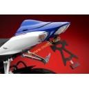Portatarga regolabile nero Rizoma per Suzuki gsxr 600/750 0607