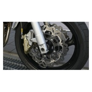 Disco freno wave ant margherita Braking per Suzuki gsr 600