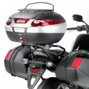 Portavaligia specifico per valigie monokey per Honda cbf 1000 / cbf 1000 st 2010