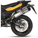 Terminale Mivv speed edge per BMW f 800 gs