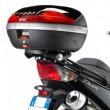 Portavaligia specifico per valigie monokey® sr 369 per Yamaha tmax 500