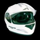 Casco Astone gtb monocolor white
