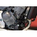 Tampone paratelaio Evotech Defender per Honda CBF 600 08 e Hornet 600 07-12