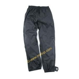 Pantalone antipioggia tucano diluvio light nero
