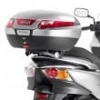 Piastra specifica Givi e226 per Honda forza 250 x / ex per valigia monokey