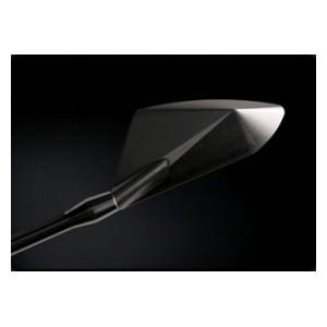 Specchietto LighTech per naked in alluminio