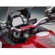 Blocchetto manubrio rosso Rizoma Ducati multistrada 1200 s - Foto 3