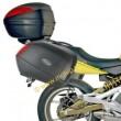 Portavaligie laterale tubolare per valigie monokey side per Kawasaki er6n/6f