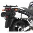 Portavaligie laterale tubolare per valigie monokey side per Suzuki dlv strom 1000 e Kawasaki klv