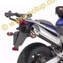 Staffe monorack 258fz Givi per Honda cbf hornet 600 0306