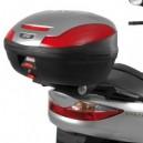Portavaligia specifico per bauletti monolock per Suzuki burgaman 125  200