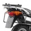 Piastra specifica Givi e213 per Honda transalp xl 650v 0007