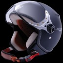 Casco jet Astone ksr monocolor matt black
