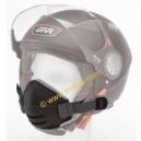 Maschera Givi protezione respiratoria per caschi demijet