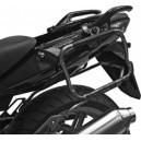Portavaligie laterale tubolare ad aggancio rapido per valigie monokey side Honda cbf 500  600  1000
