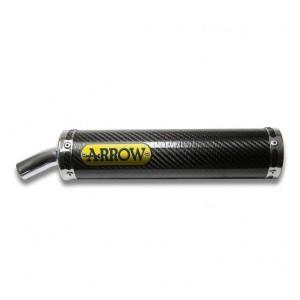 Silenziatore scarico Arrow carby Aprilia rs 50 replica 9906