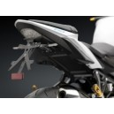 Portatarga Rizoma fox per Suzuki gsr 750