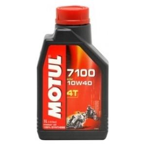 Olio sintetico Motul 7100 4t 10w40