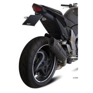 Terminale scarico Mivv suono full carbon per Honda cb 1000 r