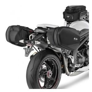 Telaietti specifici per borse Givi easylock per Triumph speed triple 1050