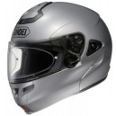 Casco modulare Shoei multitec light silver