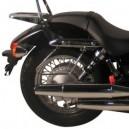 Telaietti distanziatori per borse morbide laterali Honda vt SHADow 750