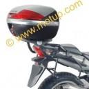 Portavaligie laterale tubolare Givi per valigie monokey® side Honda cbf 500, cbf 600s, cbf 600n e cbf 1000